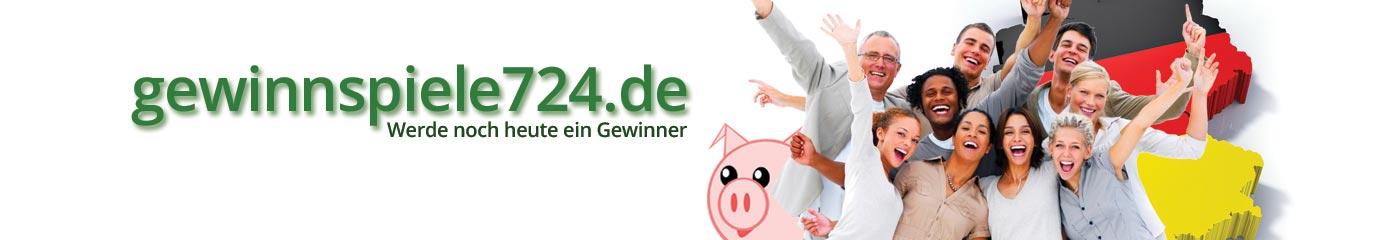 Online Gewinnspiele - gewinnspiele724.de